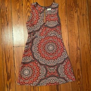 Abercrombie and Fitch Floral Mini Dress